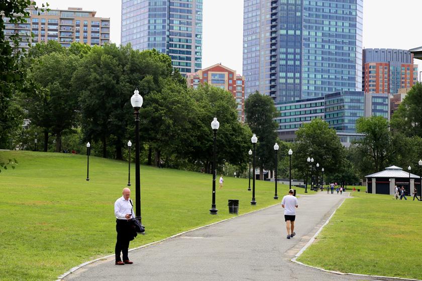 Boston Outdoor Activities