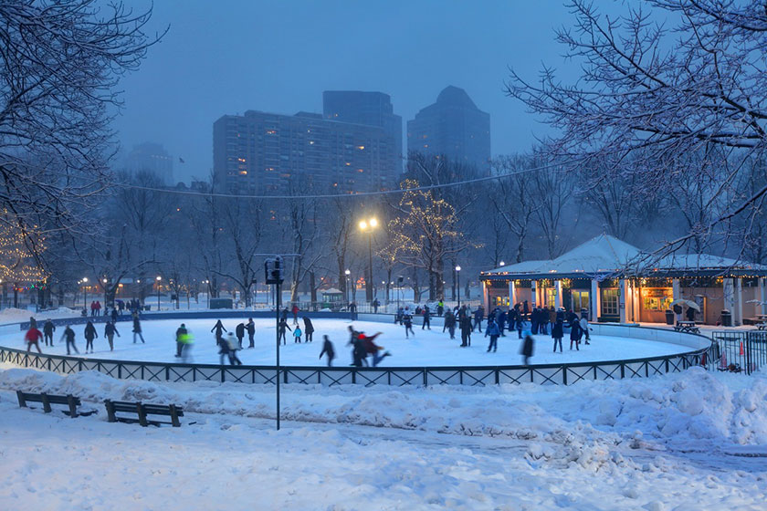 Holiday Things to Do in Boston: Ice Rink, Nutcracker & Pops
