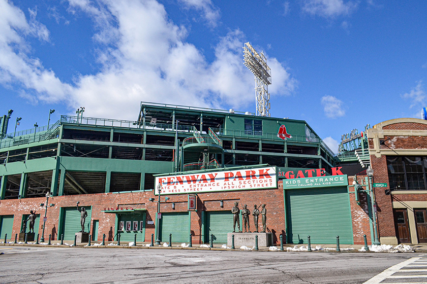 Touring Boston: The Best Walking Tours