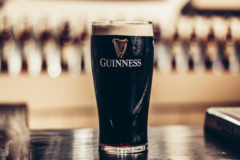 St. Paddy's Irish Beer