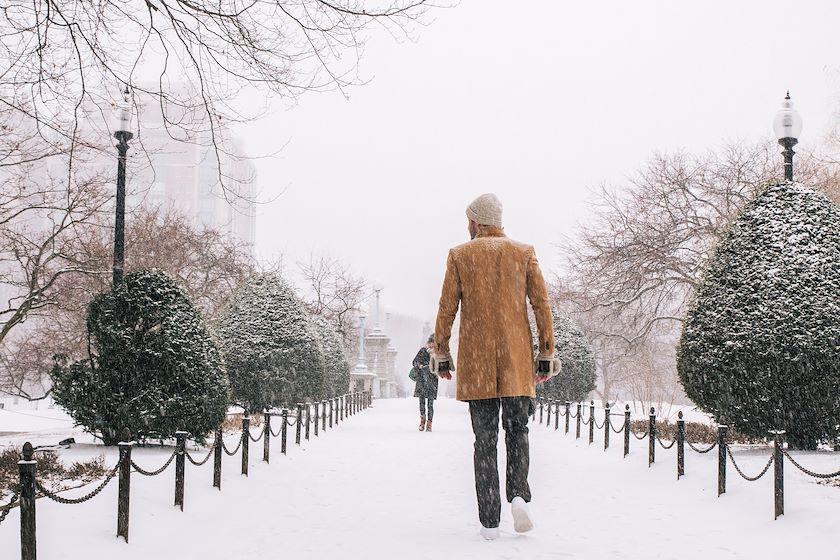 Winter Activities in Boston